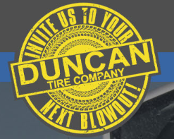 Thanks for Visiting Duncan Tire Company!